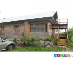 Продается   деревянный дом  площадью 48 кв.м