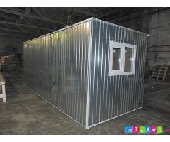 Бытовки, блок-контейнеры металлические