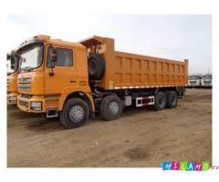 Самосвал Shaanxi 8x4 F3000