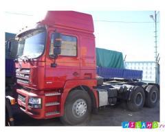 Седельный тягач Shaanxi 6x4 F3000