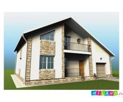 Строительство домов под ключ в Уфе и РБ