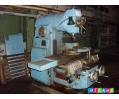 фрезерный станок СФ-40, вертикально - фрезерный