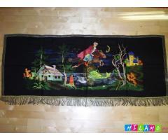 гобелены, настенные коврики и скатерти