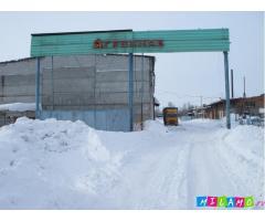 Производственная база 2060 кв. м. в Ульяновской области