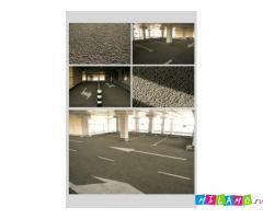 Покрытие для открытых паркингов и площадок Latexfalt Parkdeck