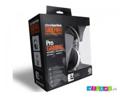 SteelSeries Siberia v2 Full-size Headset White Абсолютно новые