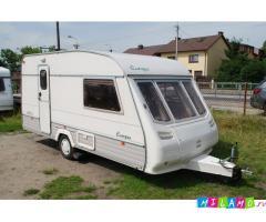 Прицеп дом – дача  SPRITE EUROPA 450