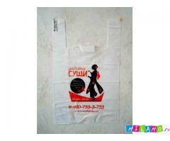 Пакеты с логотипом для суши-баров в Туле