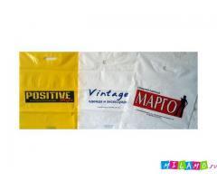 Предлагаем изготовить на заказ пакеты для белья и одежды по низкой цене
