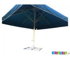 Зонт уличный 4х4м (для летнего кафе)