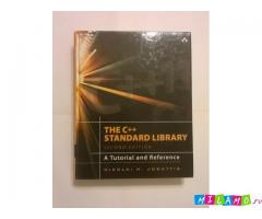 The C++ Standard Library, 2nd ed.