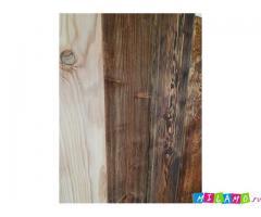 Услуги по искусственному старению древесины