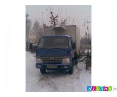 Грузовой фургон BAW Feniks