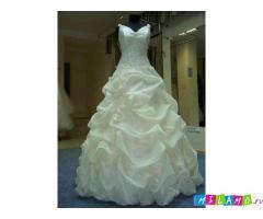 Отдам свадебное платье