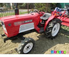 Японские мини-тракторы
