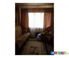 комната 18 кв м с ремонтом и мебелью в Степном