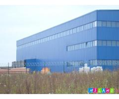 ТЕСТ-ДРАЙВ  полнокомплектного  здания  на основе легких металлических  конструкций (ЛМК)
