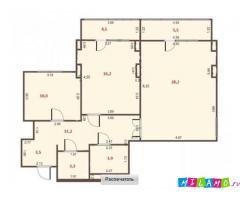Продам 2х комнатную квартиру в новостройке