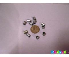 Пломба алюминиевая трубчатая ОСТ 1.10067-71