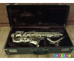 Yanagisawa альт саксофон