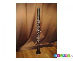 Selmer 9   clarinet