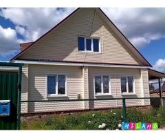 Уютный Коттедж 160 м² на участке 8 сот.