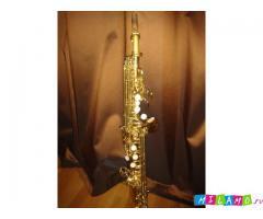 Soprano sax Maxtone