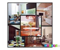 Оригинальный дизайн-проект, 3D-визуализация (~1300р/м2)