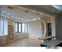 Комплексный ремонт и отделка квартир и домов с нуля