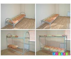 Металлические кровати эконом класса в Волгограде
