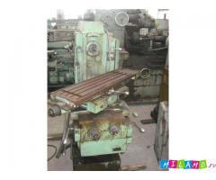 Продаю б/у  горизонтально-фрезерный станок (фрезерный) 6Т80