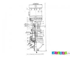 Продам выемную часть насоса, диафрагмы турбин, опорный подшипник двигателя