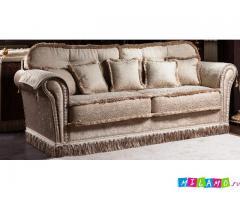 Продажа классических диванов в итальянском стиле