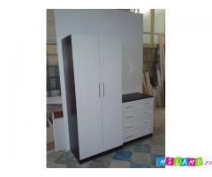 Платяной шкаф, комод, комплектом и отдельно