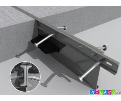 Несъемная опалубка Permaban AlphaJoint classic 4010TD6 в промышленных бетонных полах