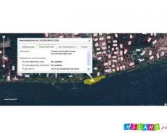 Продам участок на Удачном (первая береговая линия)