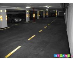 Покрытие для закрытых паркингов Latexfalt