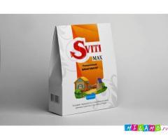 Биоактиватор для обработки дачных туалетов, септиков, отстойников, выгребных ям Sviti Max 320гр