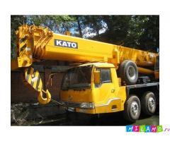 Продается автокран KATO NK 550VR, пр-ва Китай, 2011 г