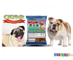 Качественные Российские корма для собак