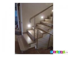 Территория бетонных лестниц. Проектирование и изготовление монолитных ж/б лестниц.