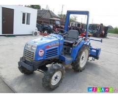 Японский мини трактор Isek TF19F