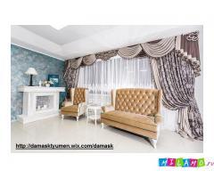Шторы сшить бесплатно в салоне Дамаск