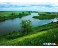 Земельный участок на берегу реки Дон