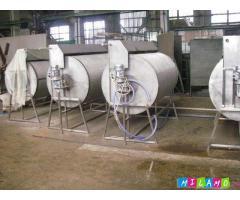 Самопромывной механический фильтр барабанного типа (drum filter) 100 м3 в час
