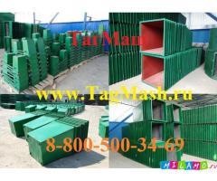 Продам контейнеры для ТБО, бункеры и урны для мусора