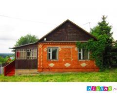 Кирпичный дом 90 км от МКАД
