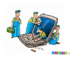 Ремонт ноутбуков на дому в Красноярске