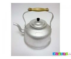 Чайник алюминиевый 5л