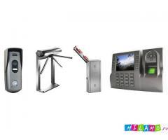 Комплексная автоматизация проходной предприятия (АПП)
